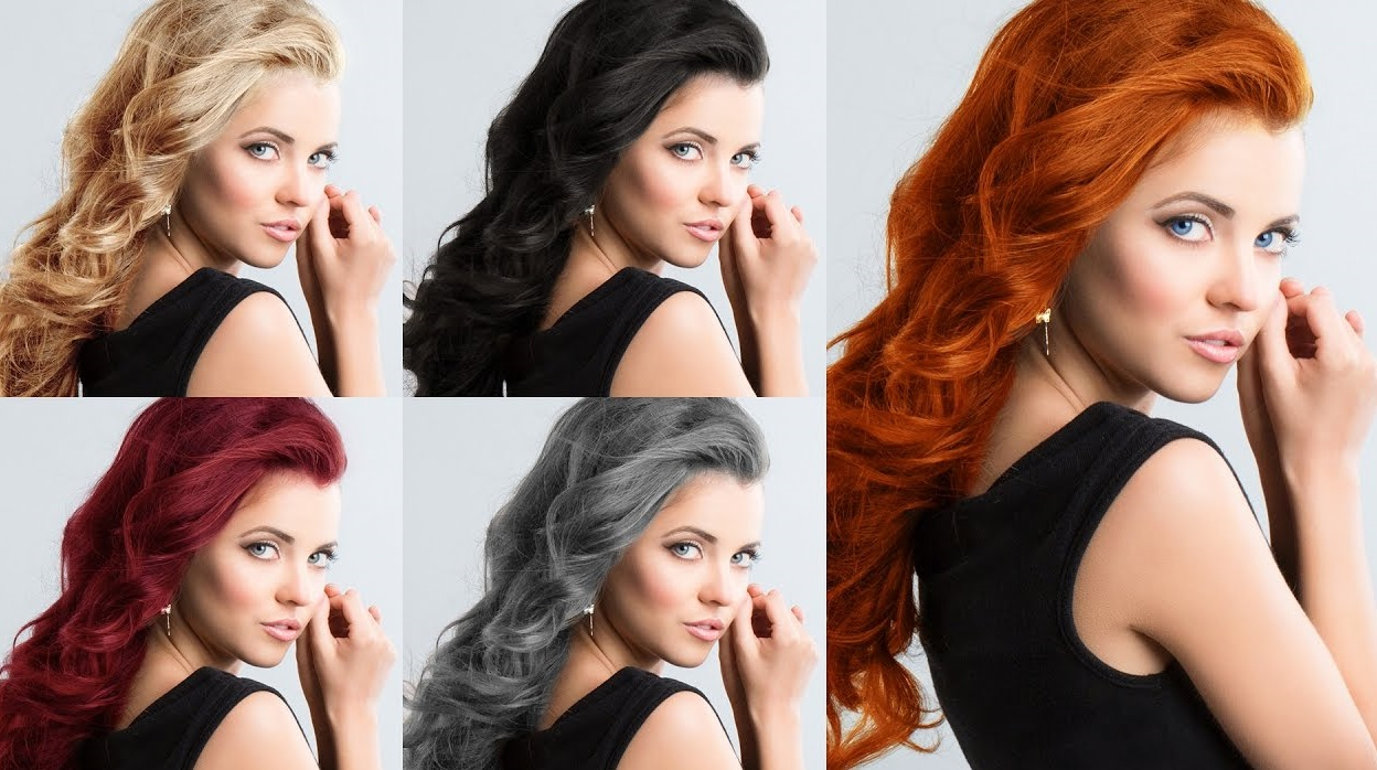 How Can I Change My Hair Color In A Picture Christina Coleman
